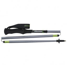 Komperdell Trailstick Carbon C7 Kijki trekkingowe, black/green